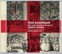 Ton Koopman - Joseph Haydn