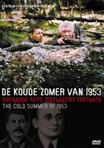 Koude Zomer van 1953