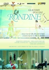 Pucini - La Rondine