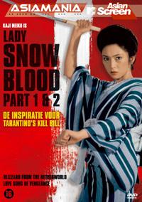 Lady Snowblood Part 1 & 2