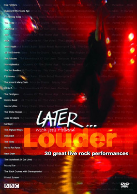 Later - Louder