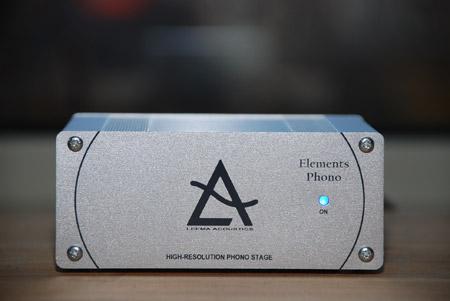 Leema Acoustics Elements Phono