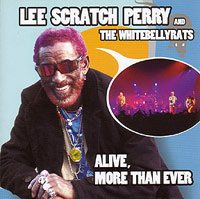 Lee Scratch Perry & The Whitebellyrats