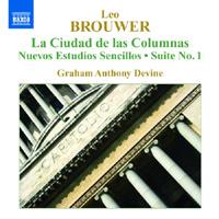 Leo Brouwer – Guitar Music 4 – Graham Anthony Devine