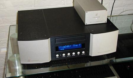 Lindemann 820 SA-CD speler (c) Xingo (c) Xingo (c)
