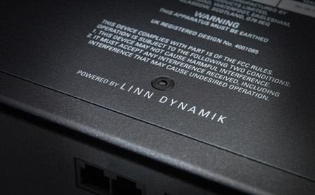 Linn Dynamik SMPS voeding