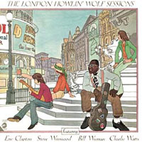 Howlin` Wolf The London Sessions