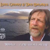 Louis Capart & Duo Balance; Voyage - d'une île à l'autre
