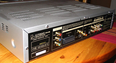 Luxman DVA-250