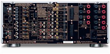 Marantz SR 9300 en Marantz DV-8400