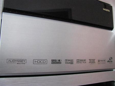 Marantz SR7002 Home Theater Receiver en DV7001 dvd/ multispeler