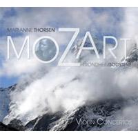 Marianne Thorsen, Mozart Violin Concertos