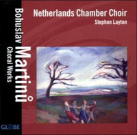 Bohuslav Martinu – Choral Music