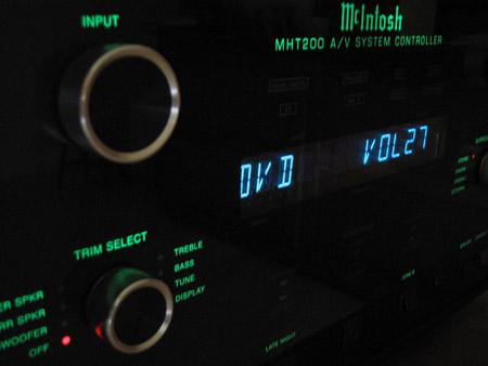 McIntosh MHT200