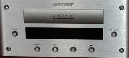 Musical Fidelity X Ray V3