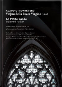 Vespro della Beata Vergine - Claudio Monteverdi