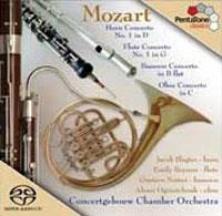 Mozart Wind Concertos
