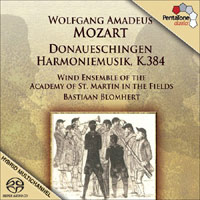 Mozart – Donaueschingen Harmoniemusik of the Abduction from the Seraglio