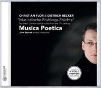 Moesica Poetica - Flor en Becker