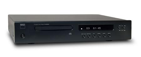 NAD C545BEE CD-speler