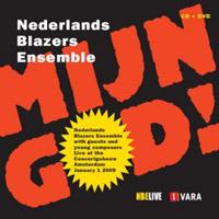 Nederlands Blazers Ensemble – MIJN GOD!