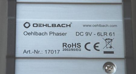 Oehlbach Phaser