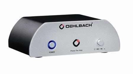 oehlbach xxl phono preamp