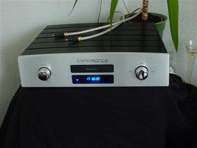 Opera Audio Consonance Reference 2.2 cd-speler.