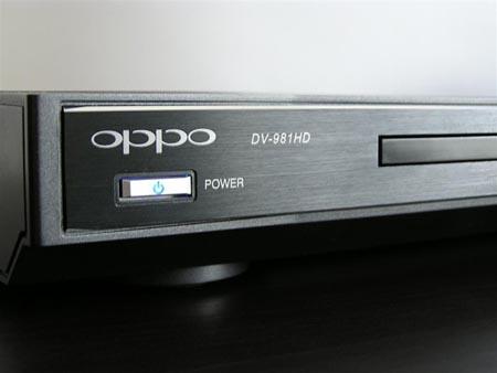 Oppo Dvd-speler DV-981HD