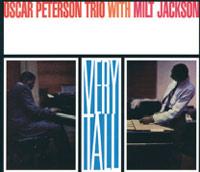 Oscar Peterson en Milt Jackson