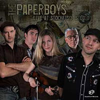 The Paperboys, Live At Stockfisch Studio
