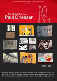 The Dutch films of Paul Driessen; 1970-2004