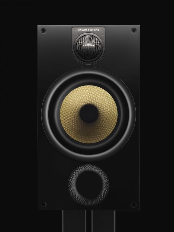 bowers wilkins 600 series 685 s2 zwart luidspreker. Black Bedroom Furniture Sets. Home Design Ideas