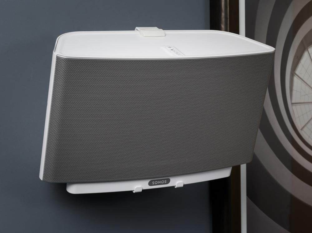 Flexson Wall Mount Sonos Play 5 Wit Ophangsystemen