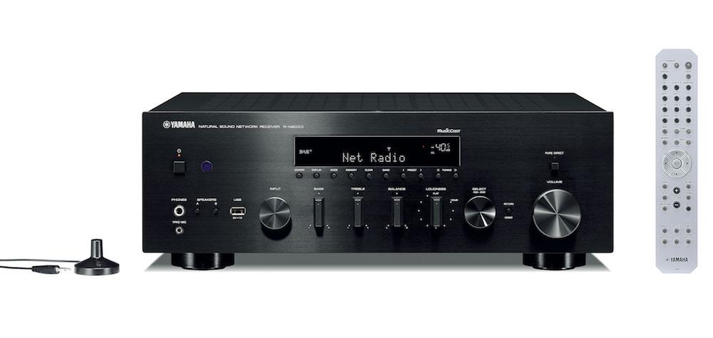 yamaha r n803d stereo receiver. Black Bedroom Furniture Sets. Home Design Ideas
