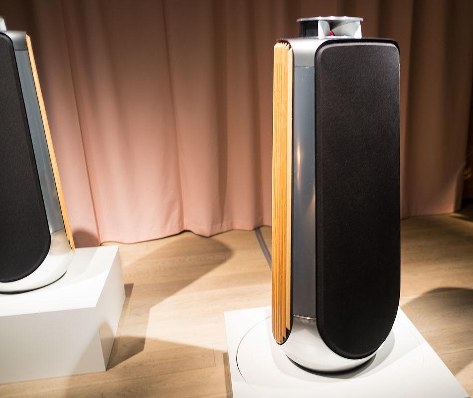 beolab 50 nieuwe en afwijkende actieve luidspreker van b o. Black Bedroom Furniture Sets. Home Design Ideas