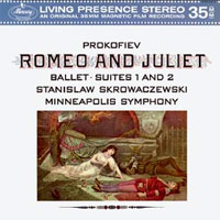 Prokofiev; Romeo and Julliet