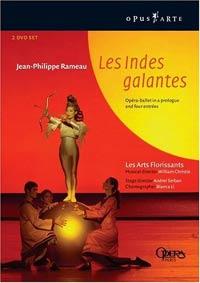 Rameau – Les Indes Galantes