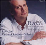 Maurice Ravel - Paavo Järvi – Cincinnati Symphony