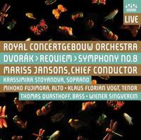 Dvorak- requiem symphonie no8