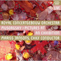 Musorgsky - Pictures At An Exhibition