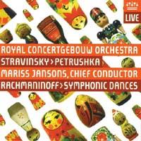 Stravinski/Rachmaninov – Concertgebouworkest