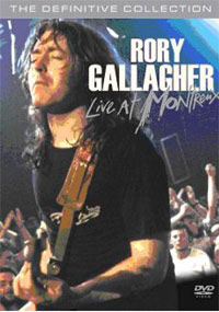 Rory Gallagher – Live At Montreux