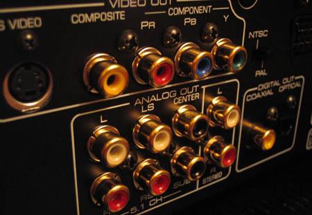 Rotel RSX1056 + DV1060 (c) Xingo