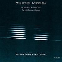 Alfred Schnittke: Symphony No. 9 - Alexander Raskatov: Nunc Dimittis