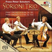 Schubert – Piano trios – Storioni Trio Amsterdam