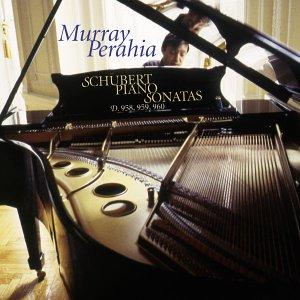Schubert - Piano Sonatas D. 958, 959, 960 - Murray