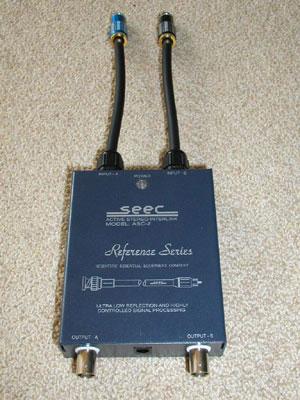 Seec ASC-2 - Active Signal Interlink