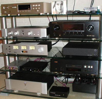 Surround integreren in een stereo opstelling (c) X