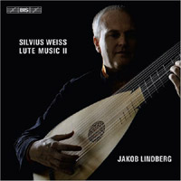 Jakob Lindberg - Silvius Weiss – Lute Music II